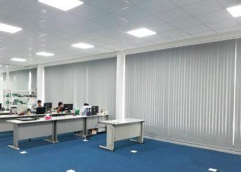 Mẫu rèm văn phòng hiện đại